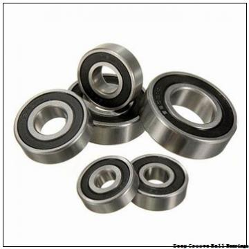 25 mm x 47 mm x 12 mm  skf 6005-ZNR Deep groove ball bearings