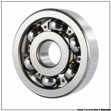 110 mm x 140 mm x 16 mm  skf 61822-2RS1 Deep groove ball bearings