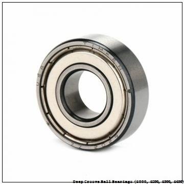 timken 6064M Deep Groove Ball Bearings (6000, 6200, 6300, 6400)