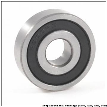 timken 6204-2RS-C4 Deep Groove Ball Bearings (6000, 6200, 6300, 6400)