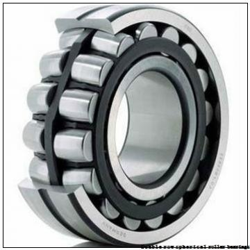 160 mm x 340 mm x 114 mm  SNR 22332.E.F800 Double row spherical roller bearings