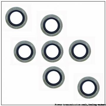 skf Z 208 Power transmission seals,Sealing washers
