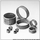 skf K 14x18x17 Needle roller bearings-Needle roller and cage assemblies